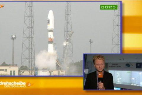 Start der ersten Galileo Satelliten